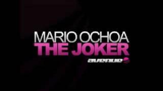 Mario Ochoa - So serious (The Joker EP - AVND066)