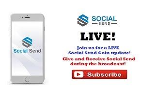 Social Send Live Stream! Tis' the season to SEND! 12/18/2017