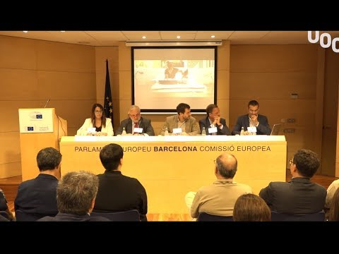 Chronicle of the presentation of the eHealth Center of the UOC