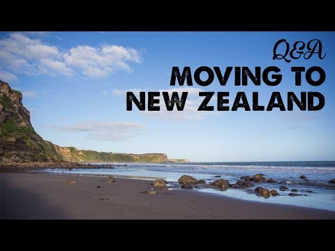 Moving to New Zealand Q&A 6 | A Thousand Words