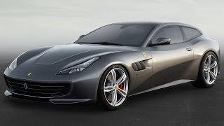 Ferrari dévoile la FF restylée : voici la GTC4Lusso !