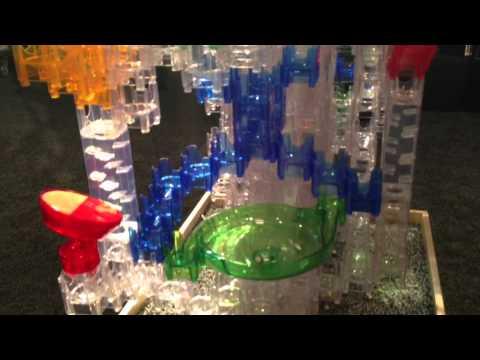 Q Ba Maze 2 0 Mega Stunts Marble Run Incredible Science