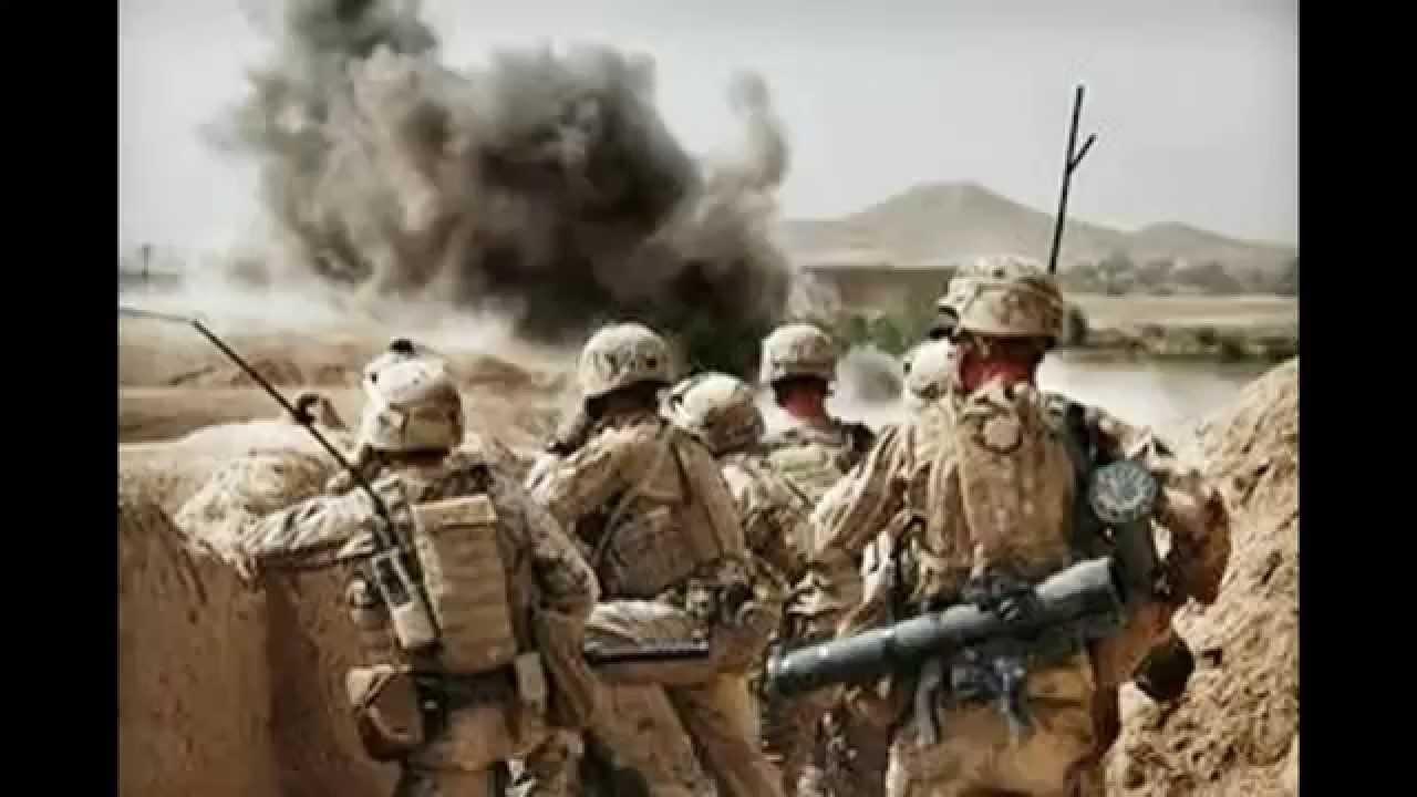 United States Marine Corps infantry. - YouTube