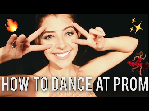 How to Dance at Prom!