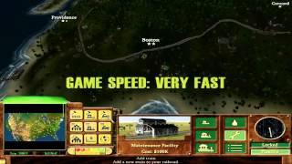 Railroad Tycoon 3   Coast 2 Coast on a 2016 PC