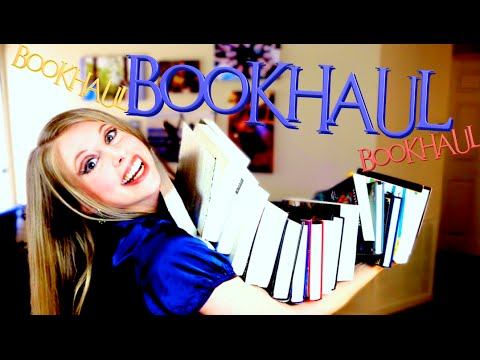 CHRISTINE'S BACK TO READING BOOKHAUL
