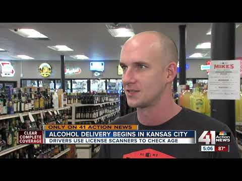 An Inside Look At Alcohol Delivery In KC