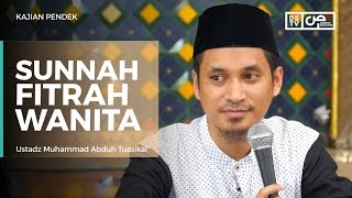 Download Video Sunnah Fitrah Wanita Kaitan dengan Kuku, Bulu Kemaluan dan Bulu Ketiak - Ustadz M Abduh Tuasikal MP3 3GP MP4