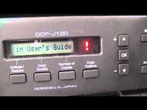วิธีเคลียร์แผ่นรองซับหมึกในเครื่อง j100 Counter โดยคอมพิวท์