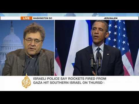 Ron Kampeas from the Jewish Telegraphic news Agency, speaks to Al Jazeera about Obama's visit