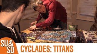 Cyclades: Titans - Shut Up & Sit Down Review