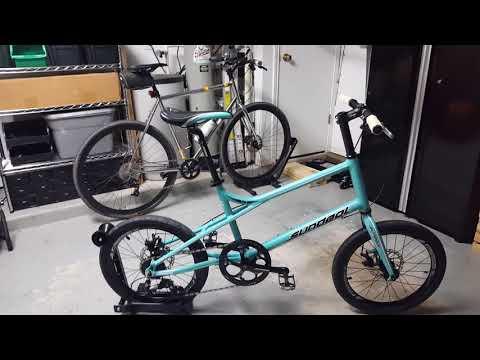 Sundeal V1 Minivelo City Bike $150 Impulse Buy