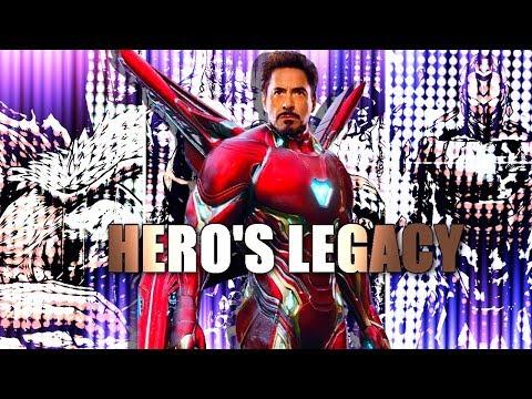 (Marvel) Avengers: Endgame - Tony Stark | Hero's Legacy