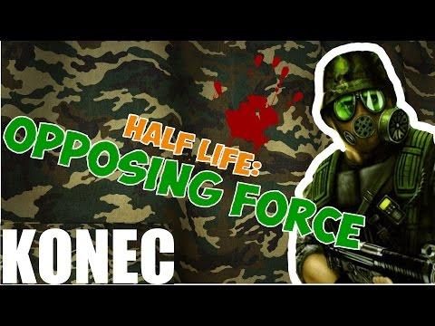 ► Half Life : Opposing Force | #05 | Vrtulník & Kraken! | CZ Let's Play [KONEC] [1080p] [PC]