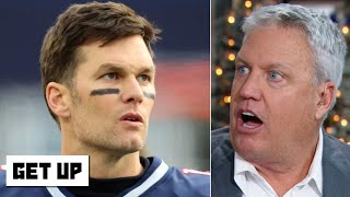 Rex Ryan was stunned by the Patriots' loss to the Dolphins | Get Up