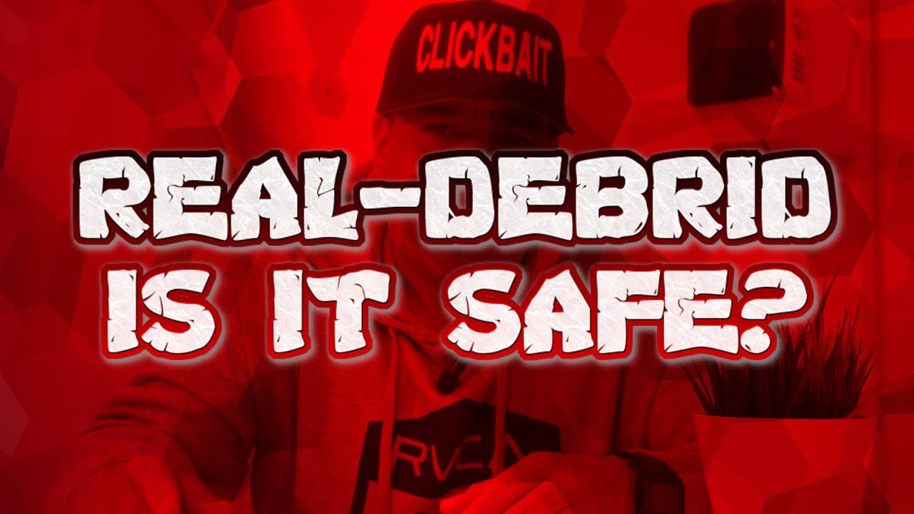 REAL-DEBRID WHY YOU SHOULD WORRY!