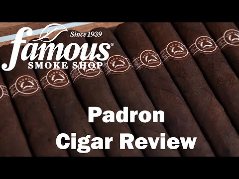Padron Cigars Review - Famous Smoke Shop