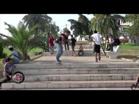 Douza Adrenal'IN Episode 12 journée international de skate board TunisnaTV