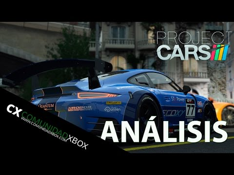 Análisis/Review Project Cars | Xbox One - PS4 - PC