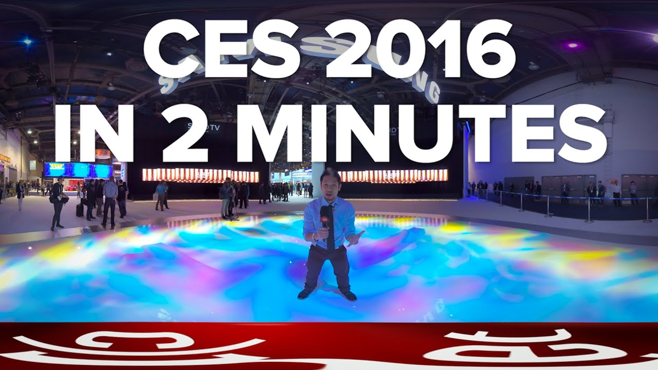 how to get into ces 2016 for free