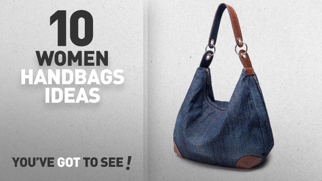 d798b06bf825 Top 10 Jeans Handbag   Winter 2018    Dreams Mall(TM)Women s Jeans ...