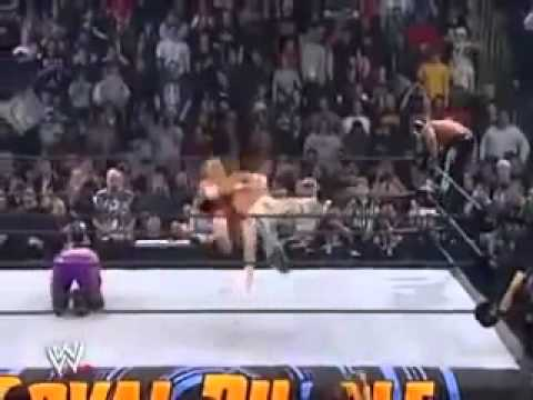 WWE Royal Rumble 2003 Highlights