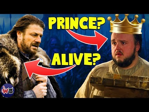 Game of Thrones Season 8 Theories So Crazy They Might Be True