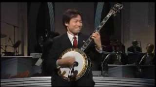 "Banjo solo"" The World Is Waiting For The Sunrise""by Ken Aoki"