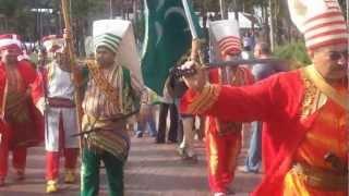 Turkish Anatolian Festival 2013 Australia Mehter Marşı