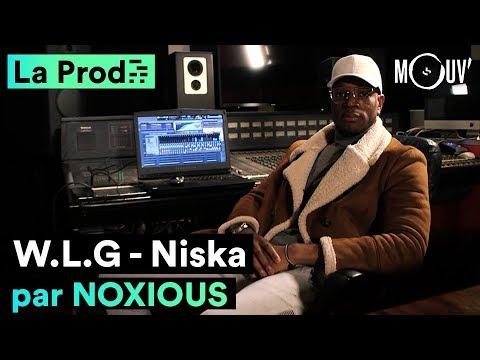 Youtube: Niska –«W.L.G»: comment Noxious a créé le hit