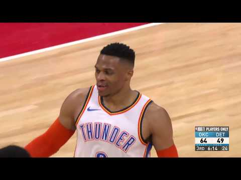Oklahoma City Thunder vs Detroit Pistons | December 3, 2018