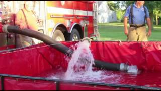 Firefighting With the Zelda HVLS Pump