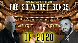 The 20 Worst Songs of 2020