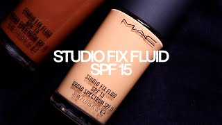Backstage at Fashion Week: Studio Fix Fluid Foundation | MAC Cosmetics