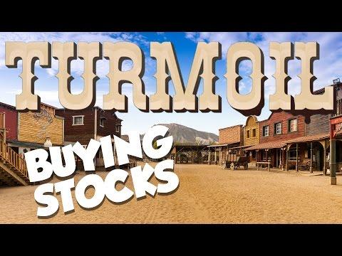 Turmoil Gameplay - Buying Stocks! - Let's Play Turmoil