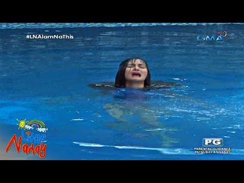 Little Nanay: Tinay's drowning incident (with English subtitles)