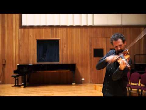 Ilya Gringolts suona il Capriccio n.14 di Niccolò Paganini