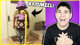The Best Parent And Child Halloween Costumes!