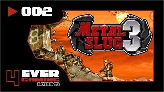 ► METAL SLUG 3 | #002 | Chaos im Kopf | Let
