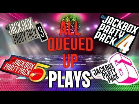 Download All Queued Up Plays Jackbox [Guesspionage & Quiplash - Oct 3rd]