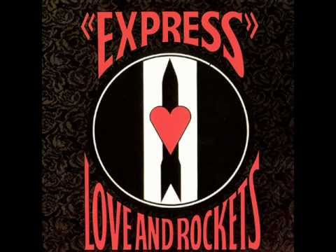 LOVE AND ROCKETS   07   HOLIDAY ON THE MOON EXPRESS