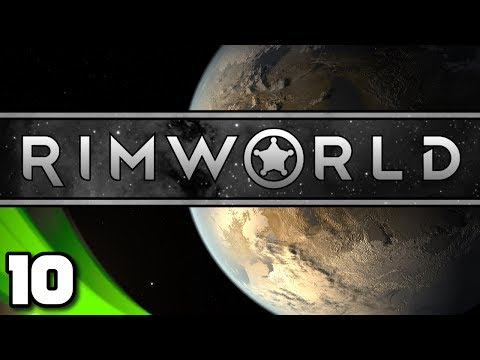Rimworld Alpha 17 - S2 Ep. 10: Geothermal Power