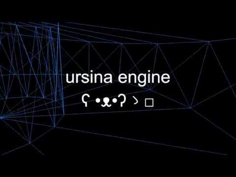 Ursina Game Engine - Announcement Trailer