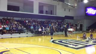 High Point University Panther Madness Dunk Contest 2012