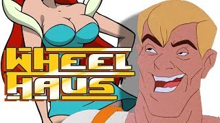 LUST IN SPACE - Wheelhaus Gameplay