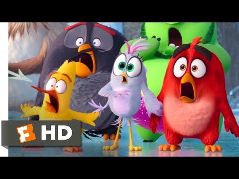 The Angry Birds Movie 2 2019 Lava Ball Eruption Scene 9 10