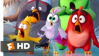 The Angry Birds Movie 2 (2019) - Lava Ball Eruption Scene (9/10) | Movieclips
