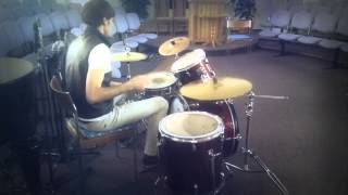 The Afters - Believe (Waiting For an Answer)- album Life is Beautiful 2013-Drum cover By Litza .