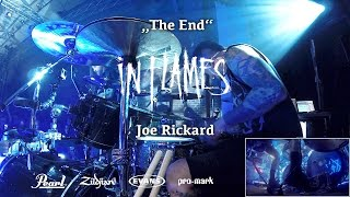 Joe Rickard In Flames The End Live Freiheizhalle Mu Nchen 26 03 17