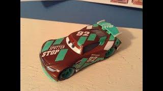 Disney Cars Sheldon Shifter Review